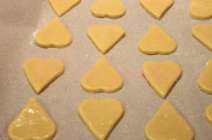 Biscuiti crocanti Sablé