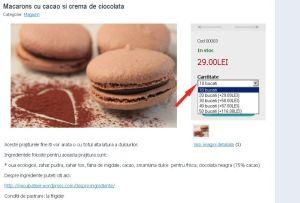 Comenzi prajituri online - screen4