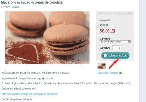 Comenzi prajituri online - screen5