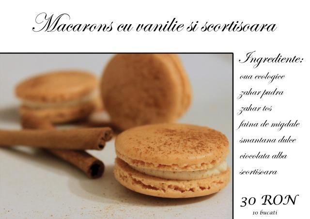 Macarons-vanilie-scortisoara