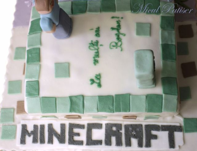 Tort Minecraft si dans irlandez