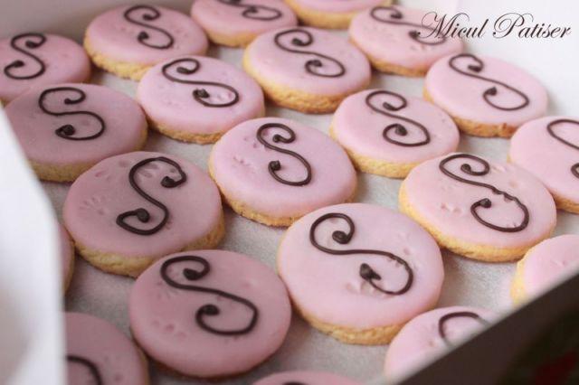 Biscuiti personalizati botez