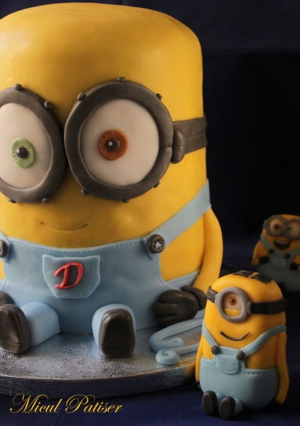 Tort Minion 3D