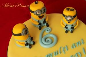 Tort minioni