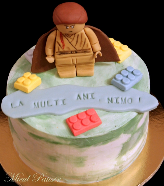 Tort Lego Star Wars pentru Nimo
