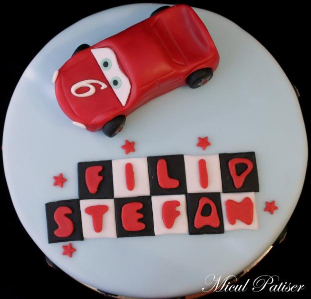 Tort Cars pentru Filip Stefan