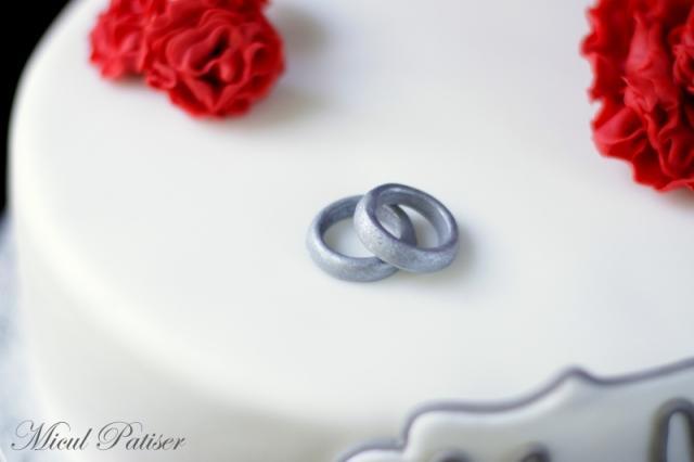 Tort nunta de argint