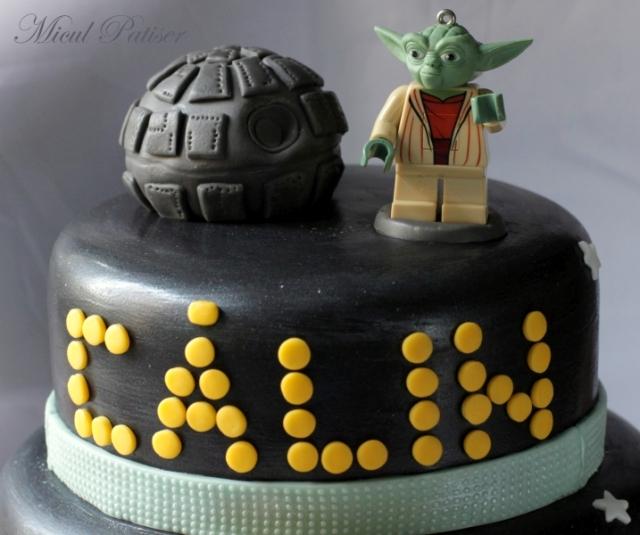 Tort Lego Star Wars pentru Calin