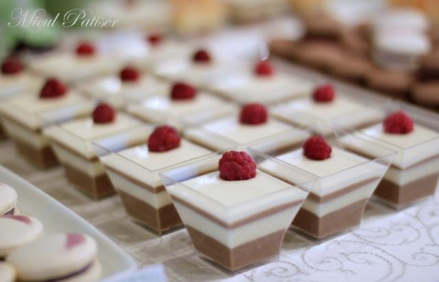 Prajituri candy bar nunta