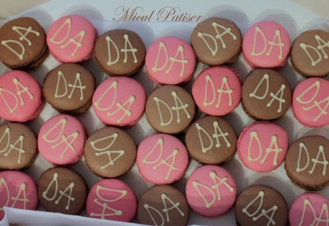 Macarons personalizate Micul Patiser