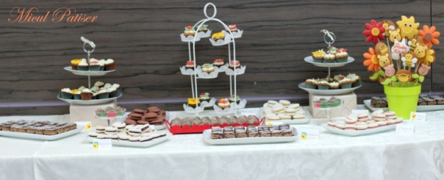 Candy bar botez Micul Patiser