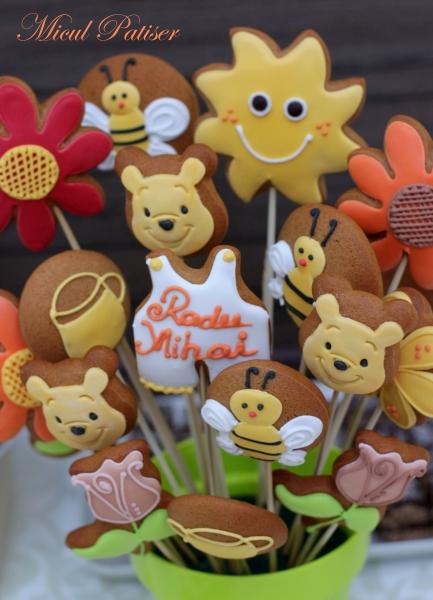 Candy bar botez Micul Patiser