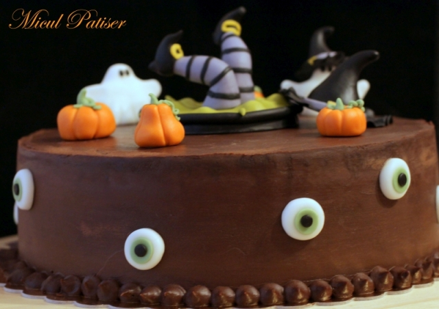 Tort Halloween