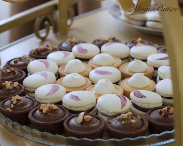 Candy bar pentru nunta - Claudia si Stefan