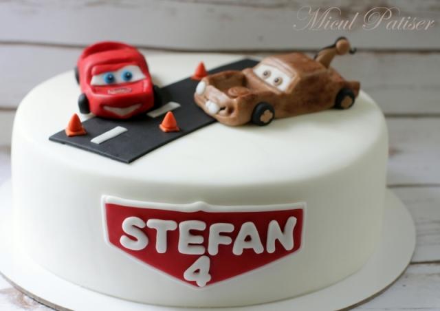 Tort Cars pentru Stefan
