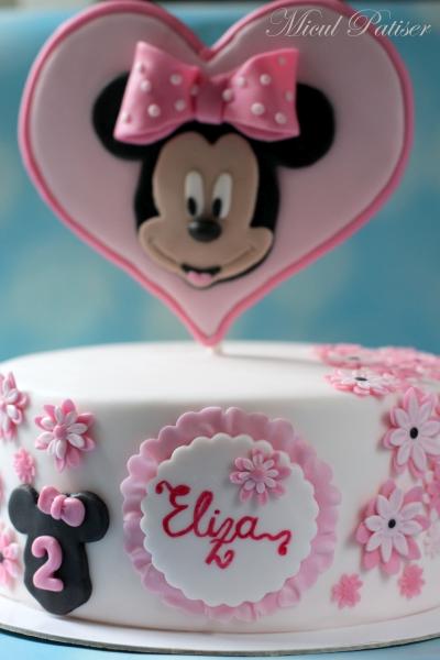 Tort cu Minnie pentru Eliza