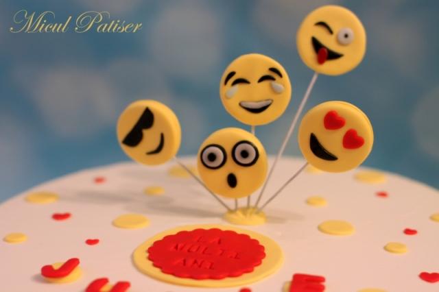 Tort emoticons