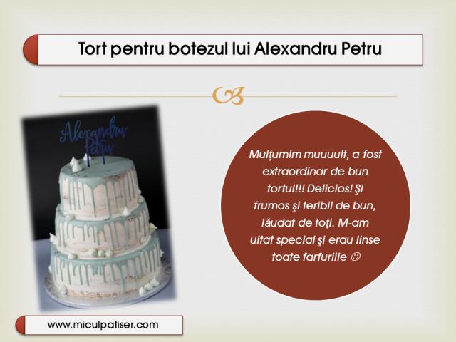 botez Alexandru Petru
