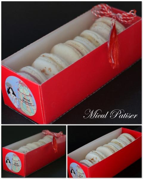 Macarons de casa