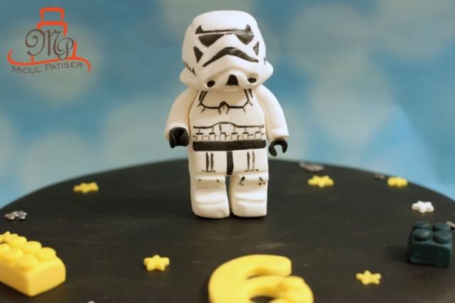 Tort lego Star Wars