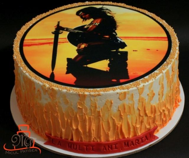Tort Xena printesa razboinica