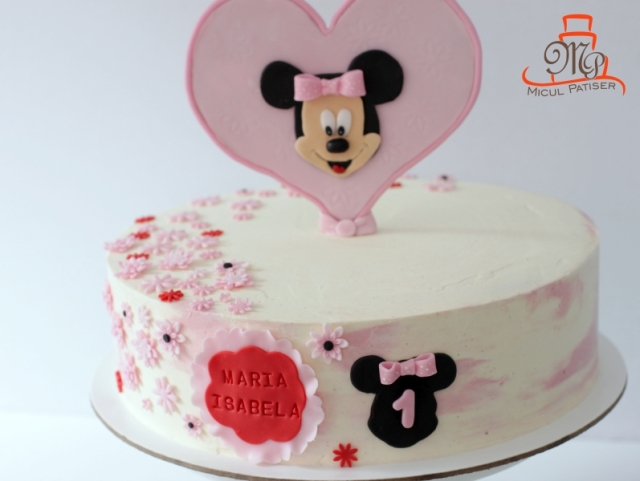 Tort cu Minnie