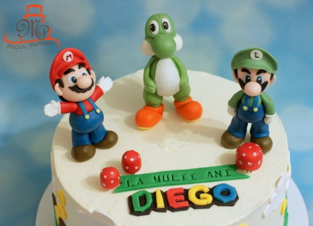 Tort Super Mario