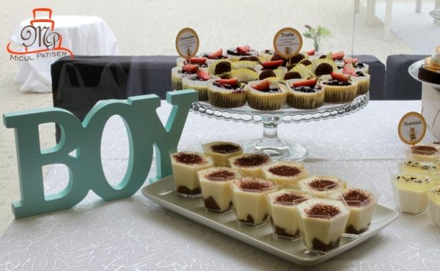 Candy bar prajituri naturale Micul Patiser