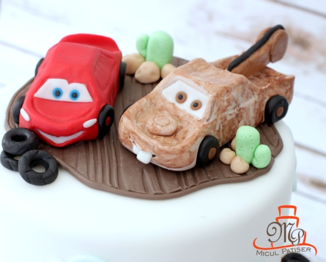 Tort botez Cars