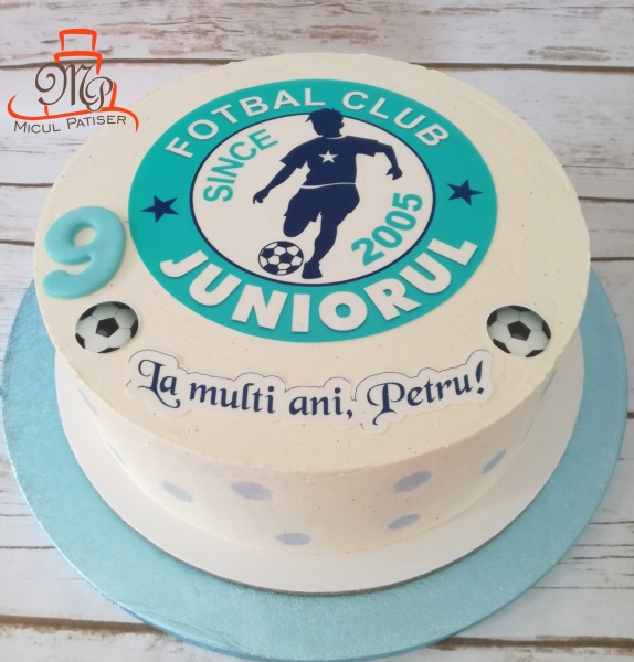 Tort aniversar fotbal 9 ani