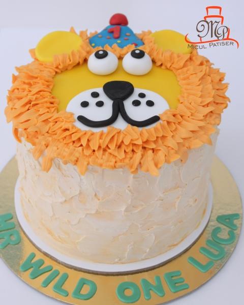 Tort baby friendly smash the cake