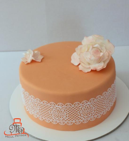 Tort elegant nasi nunta