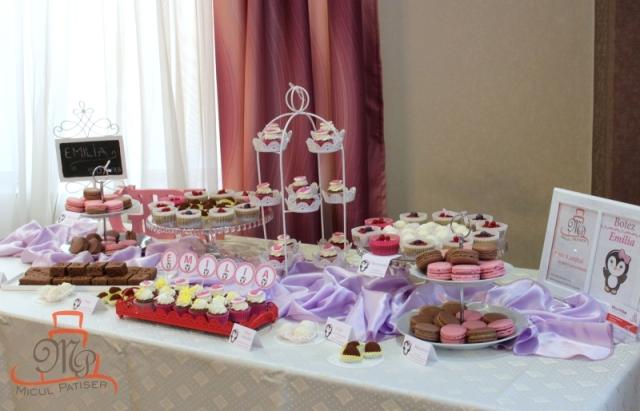 Candy bar fetita Bucuresti
