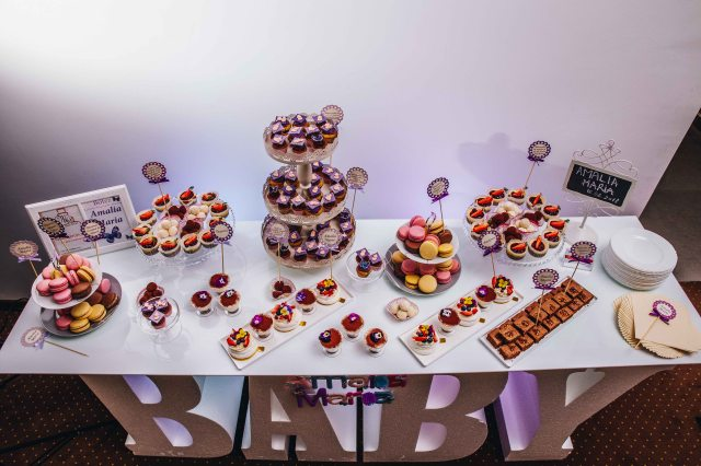 Candy bar botez fetita Bucuresti
